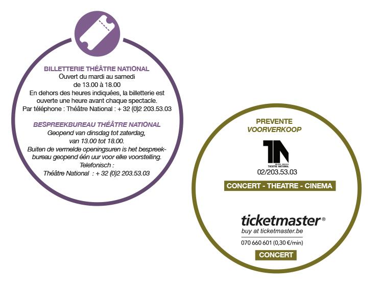 Infos Tickets